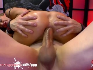 Two butt ladies get Anal Satisfaction