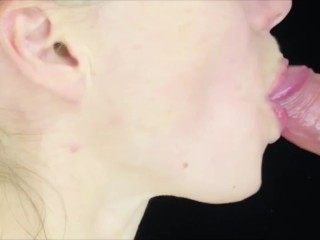 Compilation cum in anna's mouth